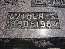 Esther S <i>Lofgren</i> Blades