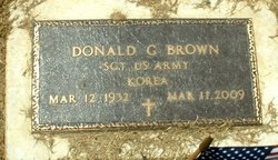Donald Gene Brown