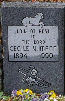 Cecile V. Mann