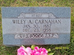 Wiley A. Carnahan