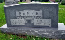 Ruth L <i>Beltz</i> Baker