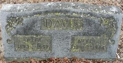 Nettie Jane <i>Starling</i> Davis