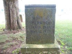 Mary E Sherwood