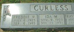 Freddie W. Curless