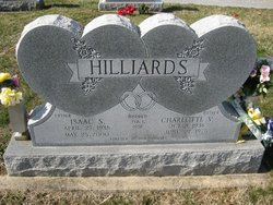 Isaac Shirley Hilliards