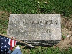 Dr Asher T. Applegate