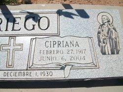 Cipriana Griego