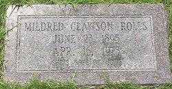 Melinda Mildred <i>Cooper Clawson</i> Rolls