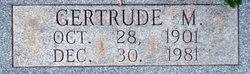 Gertrude M. <i>Gable</i> Benchoff