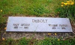 Mary Lucille <i>Nelson</i> Debolt