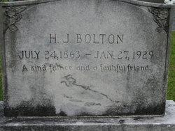 Henderson Jefferson Bolton