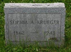 Sophia A. <i>Rausch</i> Krueger