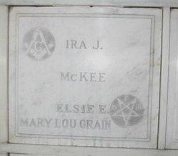 Mary Louise <i>McKee</i> Crain