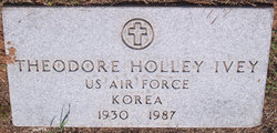 Theodore Holley Ivey, Jr