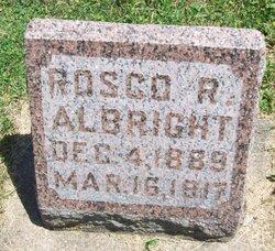 Roscoe R. Albright