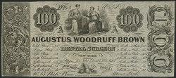 Dr Augustus Woodruff Brown