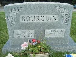 John D Bourquin