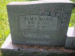 Alma Marie <i>Dodson</i> Cave