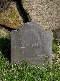 Mrs Anna <i>Ober</i> Bartlett