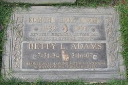 Betty L Adams