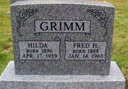 Hilda Cushing <i>Frail</i> Grimm