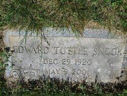 Edward Tuttle Snook