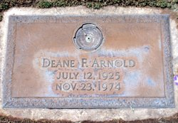 Deane F Arnold