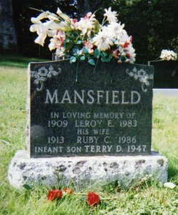 Ruby Constance <i>Frail</i> Mansfield