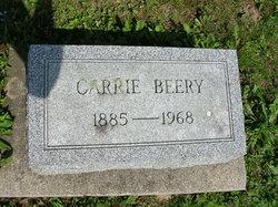 Carrie <i>McKinney</i> Beery