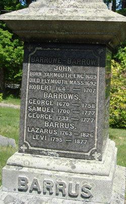 Samuel Barrows