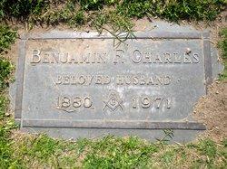 Benjamin F Charles