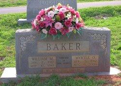 Myrtle O <i>Tucker</i> Baker