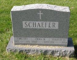 Emma M. <i>Ott</i> Schaefer