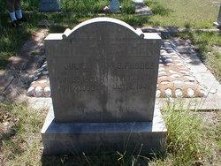 Julyette Elizabeth Julie <i>Leatherwood</i> Rhodes