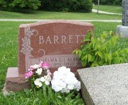 Albert E Barrett
