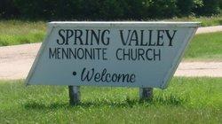 Spring Valley Mennonite Cemetery