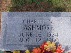 Charlie W Ashmore