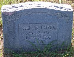 Alfred Barnes Loper