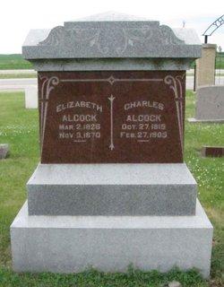 Charles Edward Alcock, Sr