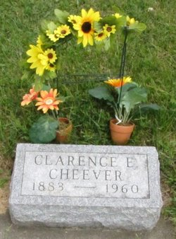 Clarence E Cheever