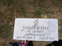 George Wesley Ebey