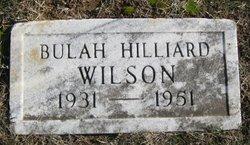 Beulah Kathleen <i>Hilliard</i> Wilson