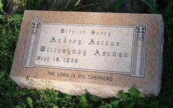 Audrey Arlene <i>Willoughby</i> Aschan