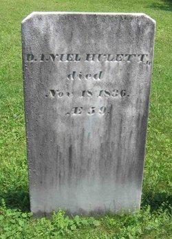Daniel Hulett, Jr
