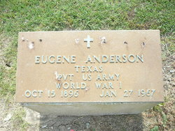 Eugene Anderson