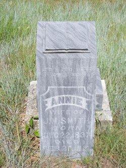 Annie <i>Cline</i> Smith