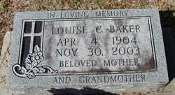 Louise Carenza <i>Carter</i> Baker