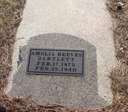 Amelia <i>Reeves</i> Bartlett