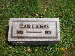 Clair Lavern Adams