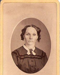Mary <i>Williams</i> Jones